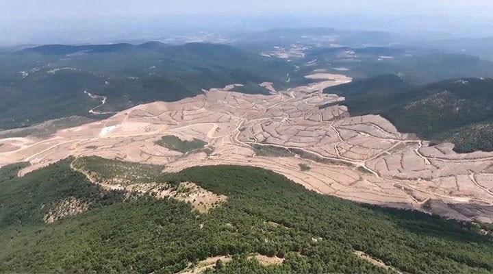 """Biga Madencilik'in ruhsat uzatım talebi hâlâ masada: """"İptal etmek için ne bekliyorsunuz?"""""""