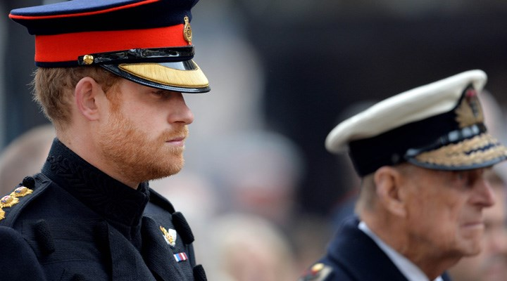 Philip'in cenaze töreni öncesi 'üniforma' krizi çıktı