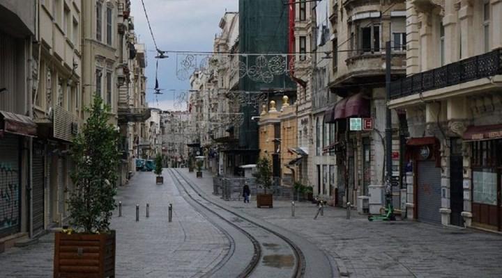58 saat sürecek sokağa çıkma yasağı başladı