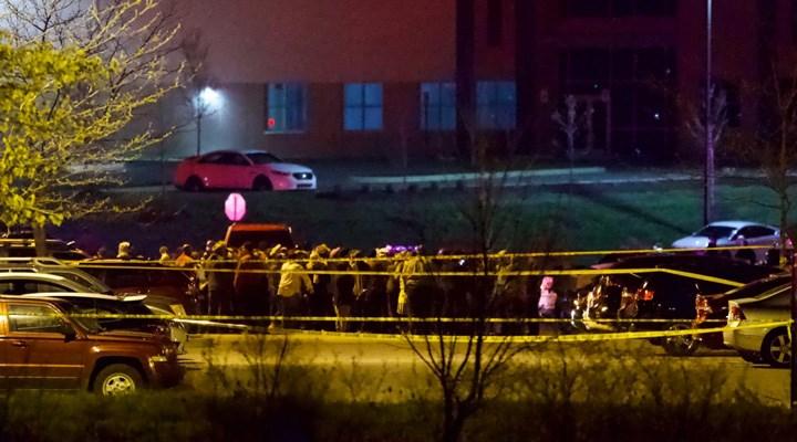 ABD'de silahlı saldırı: 8 ölü, en az 60 yaralı