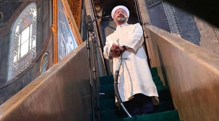 Diyanet İşleri Başkanı: Dini istismar eden yapılara müsaade etmemeliyiz