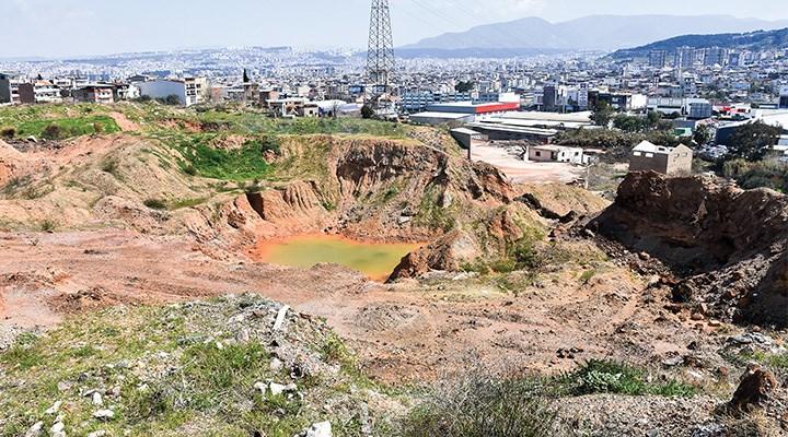 İzmir'in 'çernobili' neden temizlenmiyor?