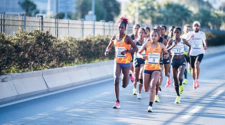 Maratonİzmir'de hedef büyük