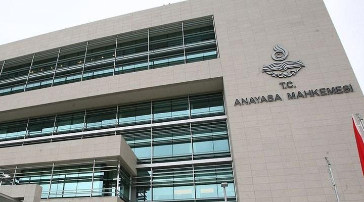 AYM'den üç siyasi parti hakkında suç duyurusu