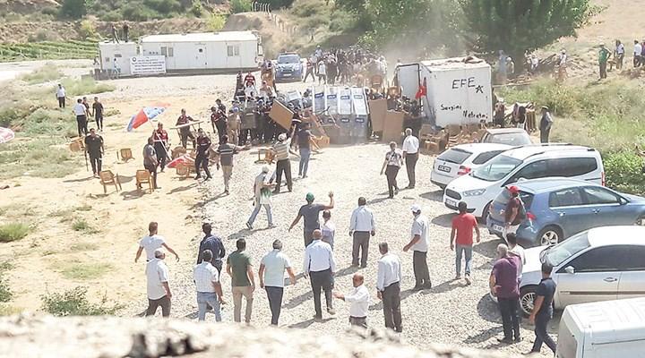 Hacıbektaşlı'da JES'e karşı direnen halk kazandı