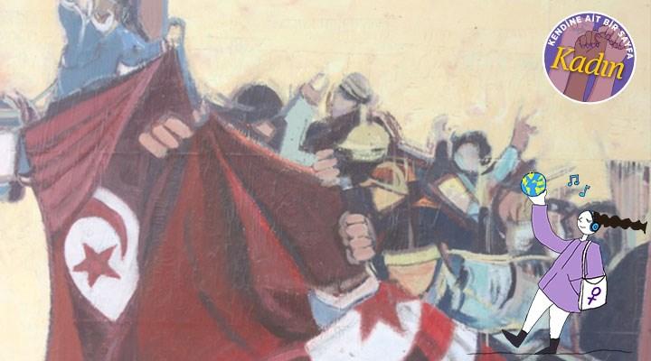 Tunuslu kadınların sömürgecilere karşı eşitlik mücadelesi