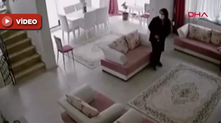 Hakkında koruma tedbiri olan erkek, 4 aylık bebeği pencereden kaçırdı