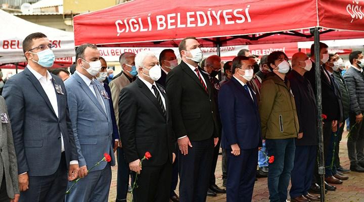 Çiğli Belediye Başkan Yardımcısı Mustafa Avdan son yolculuğuna uğurlandı