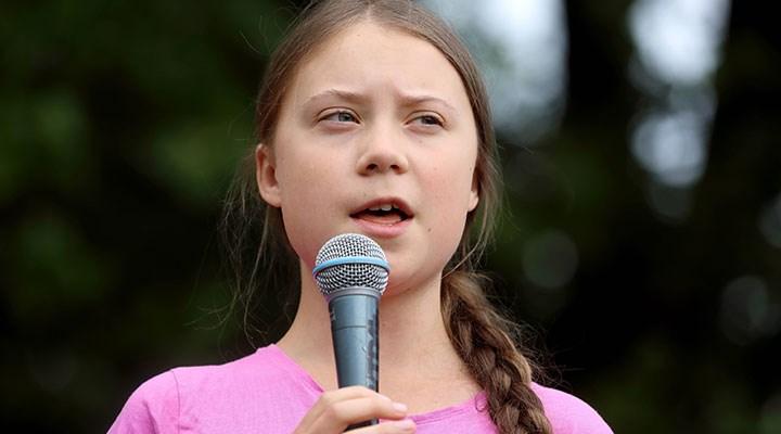 "Greta Thunberg: Dünya ""ahlaki bir sınavla"" karşı karşıya"