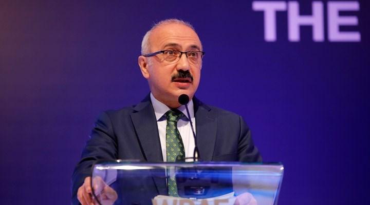 Hazine ve Maliye Bakanı Elvan'dan '128 milyar dolar' açıklaması