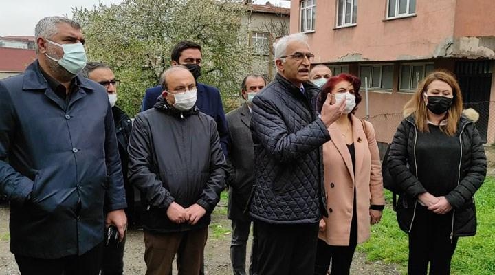 """İstanbul'da yurttaşlara kentsel dönüşüm tehdidi: """"Gerilimden doğrudan Bakan Kurum sorumlu"""""""