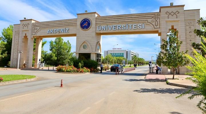 Profesör, mobbing nedeniyle eski Akdeniz Üniversitesi Rektörü'nden şikayetçi oldu