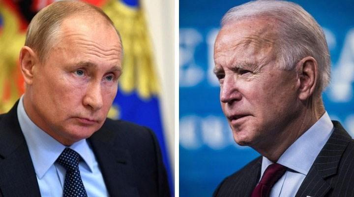 Putin, Biden'ın davetini kabul etti