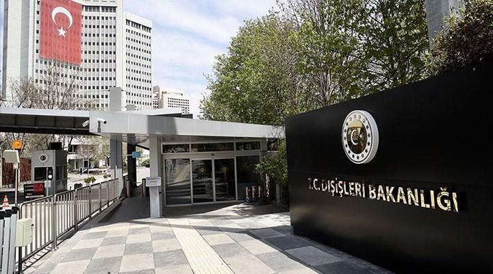 İsveç'in Ankara Büyükelçisi Herrström, Dışişleri Bakanlığı'na çağrıldı
