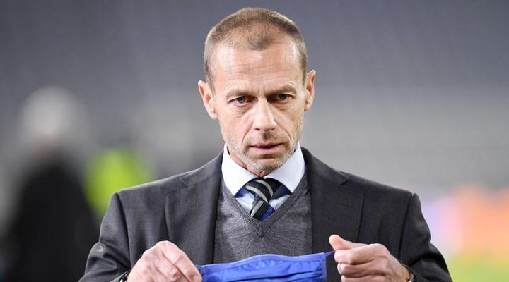 UEFA Başkanı Ceferin: UEFA'nın Galatasaray, Rangers ve Celtic gibi takımlara ihtiyacı var