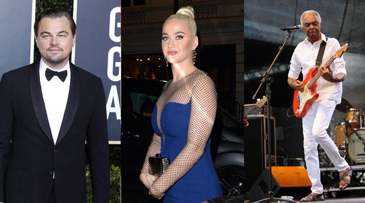 Di Caprio ve Katy Perry'den Biden'a: Amazon ormanlarını yok eden Bolsonaro'yla çevre anlaşması imzalamayın