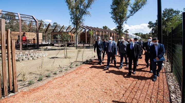 İzmir Tarımı Geliştirme Merkezi Mayıs'ta açılıyor