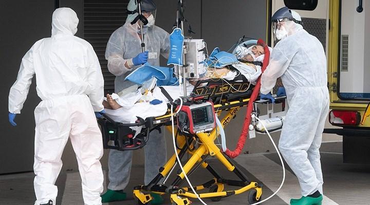 Salgın muhasebecileri de vurdu: 100'e yakın ölüm