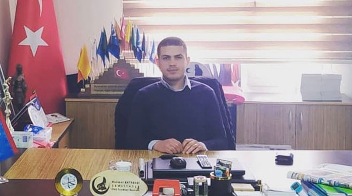Nutuk dağıtmak isteyen Ülkü Ocakları Başkanı görevden alındı