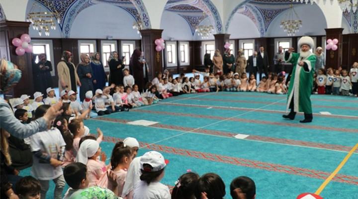 Okul öncesi dini eğitimde rekor: 182 bin çocuk Kuran kursunda
