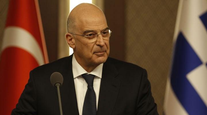 Yunan Dışişleri Bakanı: Türkiye, Doğu Akdeniz'deki uluslararası hukuku tanımıyor