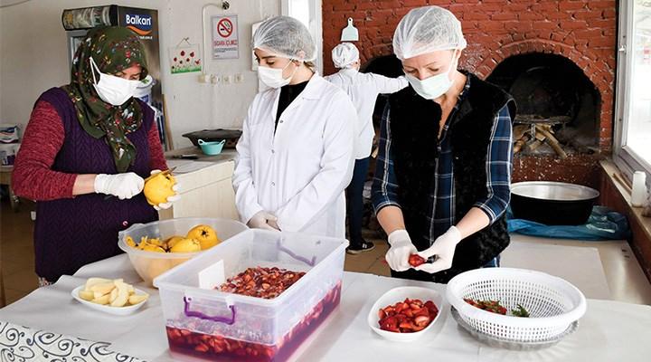 Ada Market'ten organik reçel