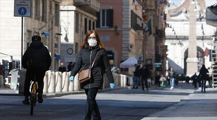 İtalya'da son 24 saatte Covid-19 nedeniyle 342 kişi hayatını kaybetti