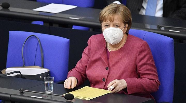 Merkel 'Wirecard' soruşturmasında Meclise ifade verdi