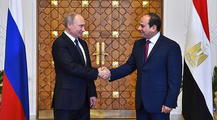 Putin ile Sisi anlaştı: İki ülke arasındaki hava trafiği 5,5 yıl sonra yeniden başlayacak