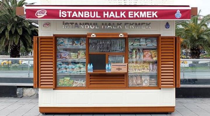AKP'li Üsküdar Belediyesi, Halk Ekmek büfelerini kaldırmaya çalıştı: İBB'den tepki