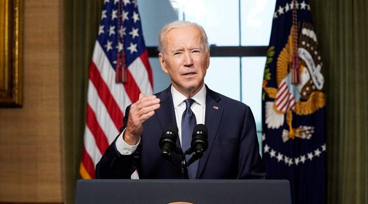 ABD Başkanı Biden, '24 Nisan' mesajında 'soykırım' ifadesini kullandı