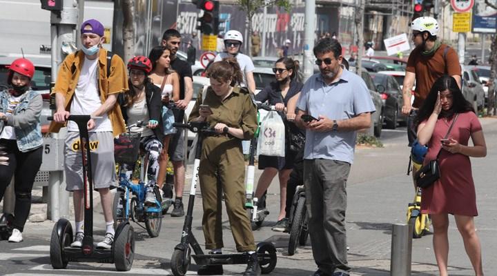 İsrail'de 10 ay sonra ilk kez Covid-19'dan ölüm kaydedilmedi