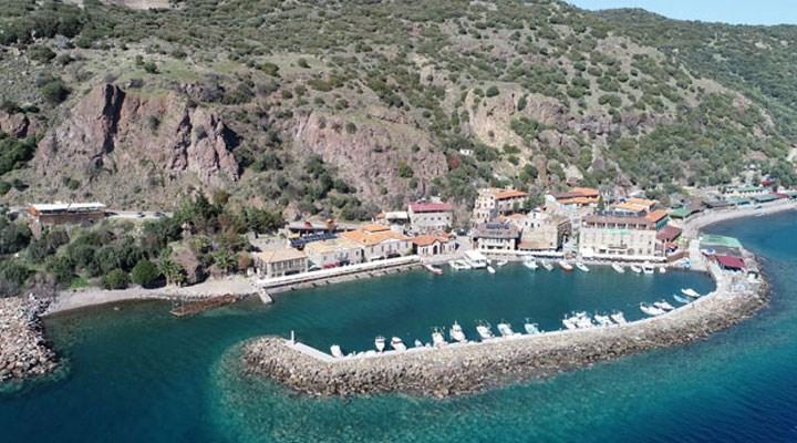 Assos Antik Limanı afet bölgesi ilan edildi: Turistik tesisler kapatıldı