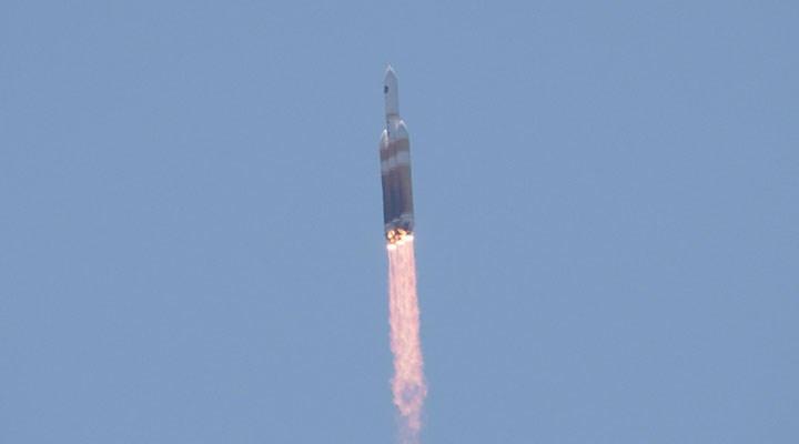 ABD, görevi gizli tutulan uydusunu uzaya yolladı