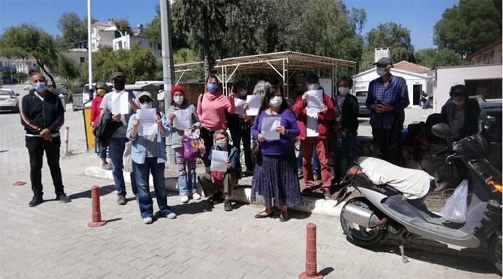 Datçalılar kıyıları için itiraz dilekçelerini vermeye devam ediyor