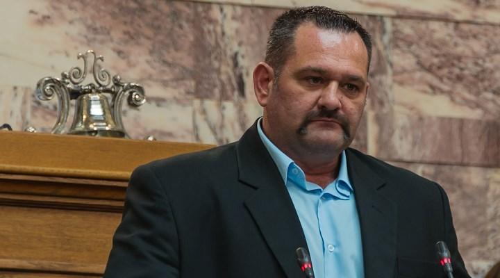 Yunanistan'da dokunulmazlığı kaldırılan ırkçı milletvekili Lagos, Brüksel'de tutuklandı