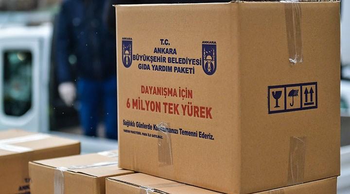 """Mansur Yavaş'ın """"6 Milyon Tek Yürek"""" kampanyasına rekor destek"""