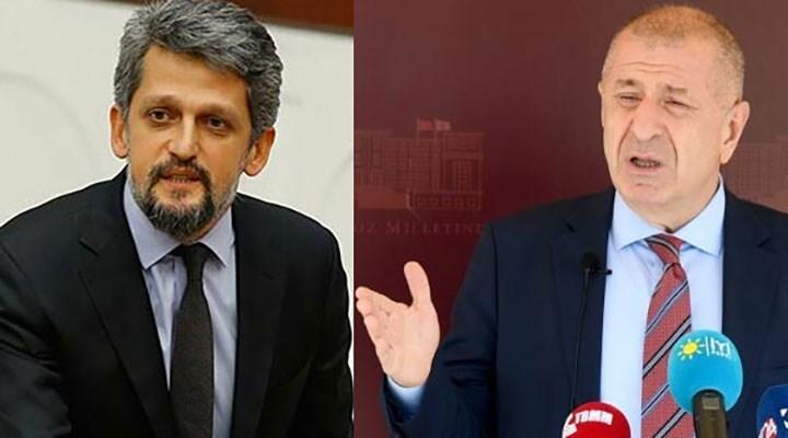 HDP'li Garo Paylan, Ümit Özdağ hakkında suç duyurusunda bulundu