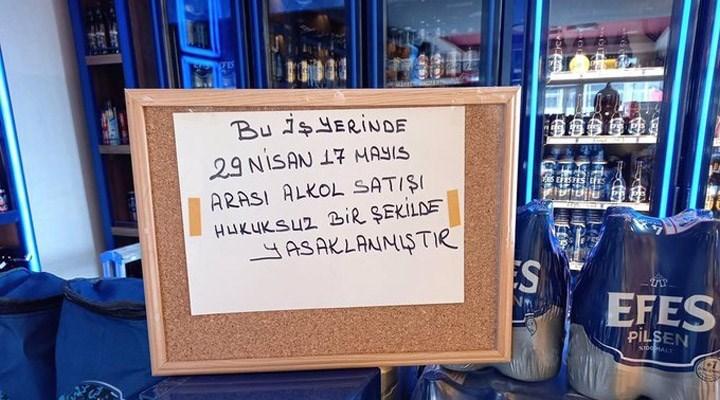 Ankara Barosu'ndan içki satış yasağına karşı Danıştay'da dava