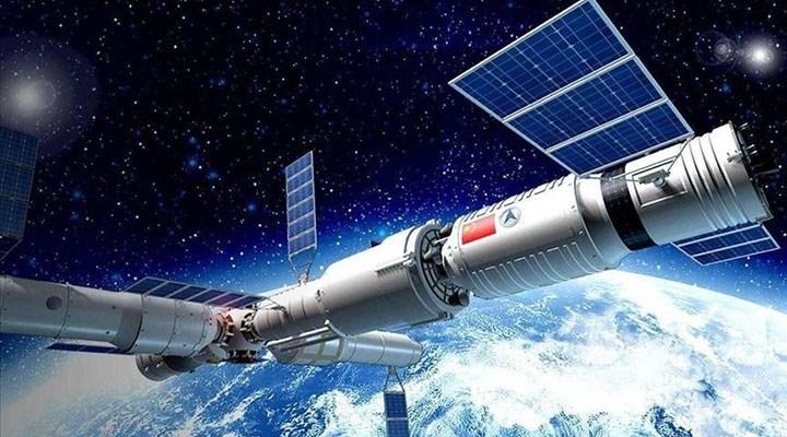Çin Uzay İstasyonu'nun modülü uzaya gönderildi