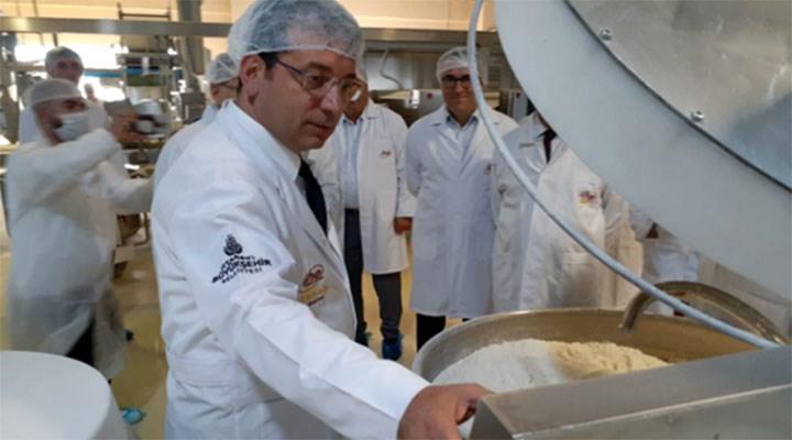İmamoğlu: Halk Ekmek fabrikamız hızla ilerliyor