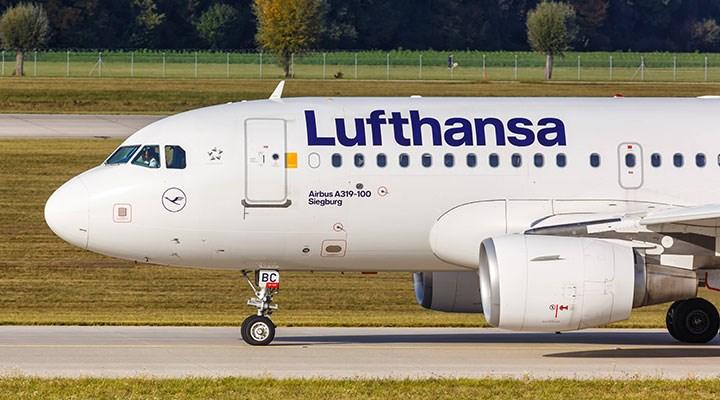 Lufthansa 1 milyar avro zarar açıkladı