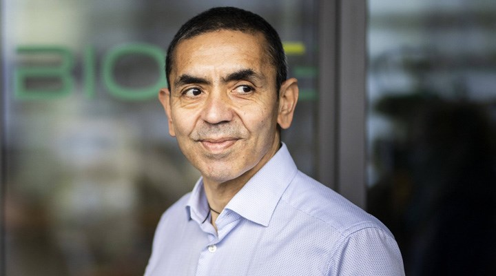 Prof. Dr. Uğur Şahin'den 'patent' sorusuna yanıt: Öyle basit bir konu değil