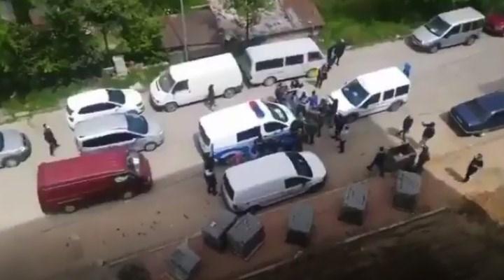 Hopa'da 1 Mayıs'ı kutlamak isteyenlere polis müdahalesi: 35 gözaltı