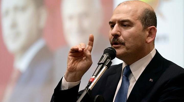 Ruhsar Pekcan'ı savunan İçişleri Bakanı Soylu gazetemizi hedef aldı