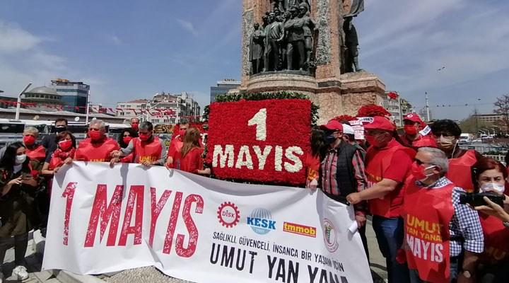 1 Mayıs | Direniş ruhu ülkenin dört bir yanında: Umut yan yana!