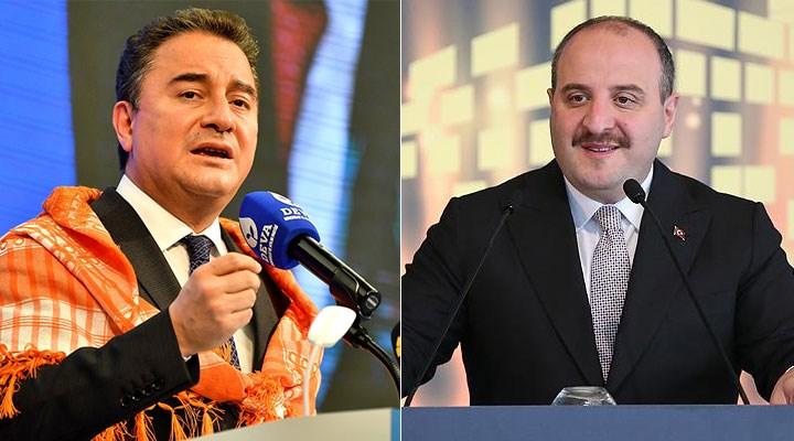'Fren Ali' tartışması: Bakan Varank'tan Babacan'a suçlama
