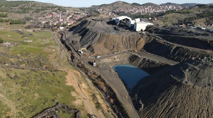 Balıkesir'de 100 bin metrekarelik mera alanı maden şirketine verildi