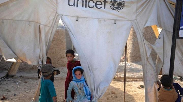 Çocuklara yardım fonuna göz diktiler