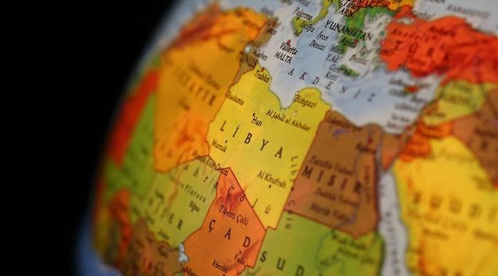 Dışişleri Bakanı Libya'ya, yardımcısı Mısır'a gitti